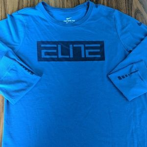 Nike Elite Youth L long sleeve t-shirt